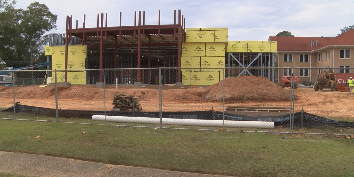 Two PRCC construction projects making progress