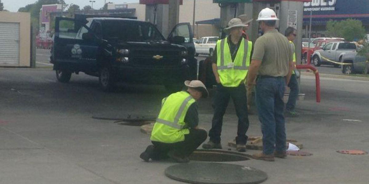 Source of Pascagoula gasoline leak still a mystery