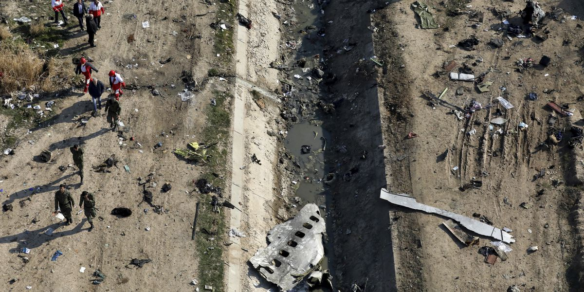 Ukraine: Recordings show Iran knew jetliner hit by a missile