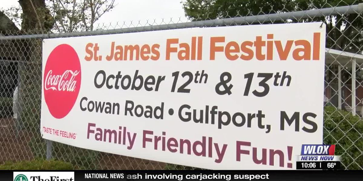 St. James Fall Festival more than just a fundraising event