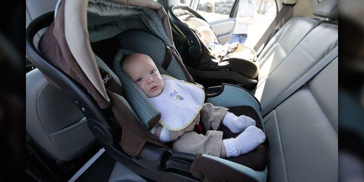 Toddlers Should Ride In Rear Facing Car Seats As Long Possible Experts Say