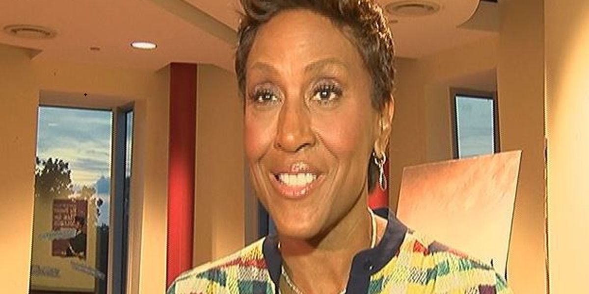 Robin Roberts honored by NCAA