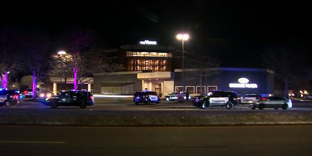 Police respond to report of shooting at Boston-area hotel