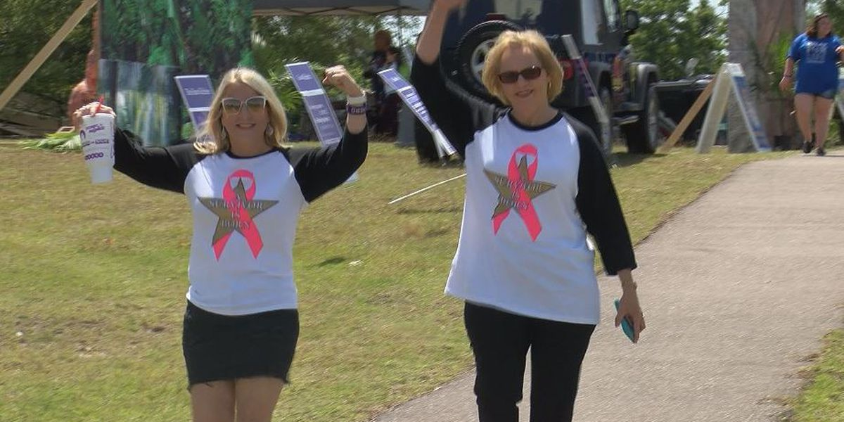 Hancock County Relay for Life brings in hundreds