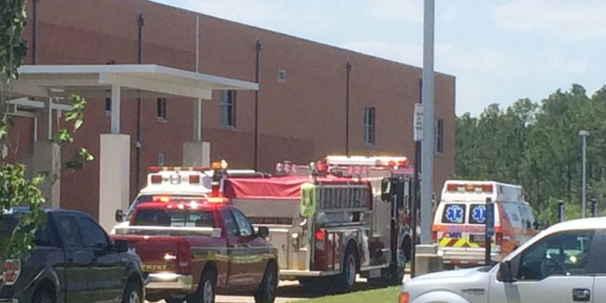 Three D'Iberville High students hospitalized, caught smoking spice on campus