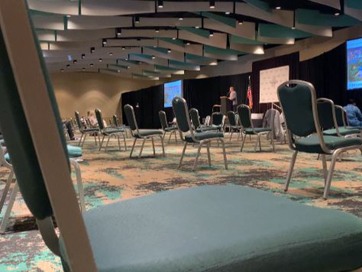 Convention business is back in South Mississippi