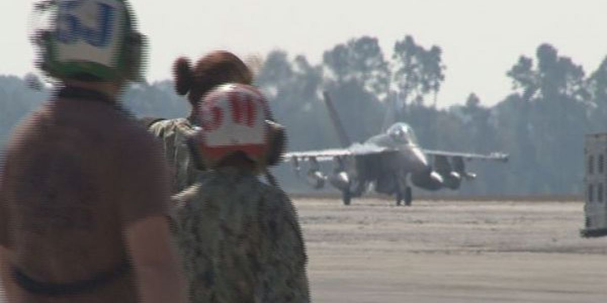 Southern Strike brings military training to South Mississippi