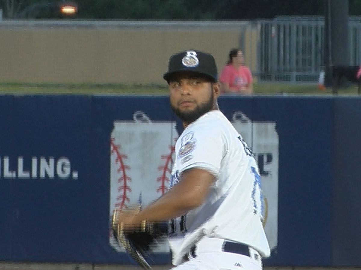 Generals hand Shuckers second loss in a row Monday