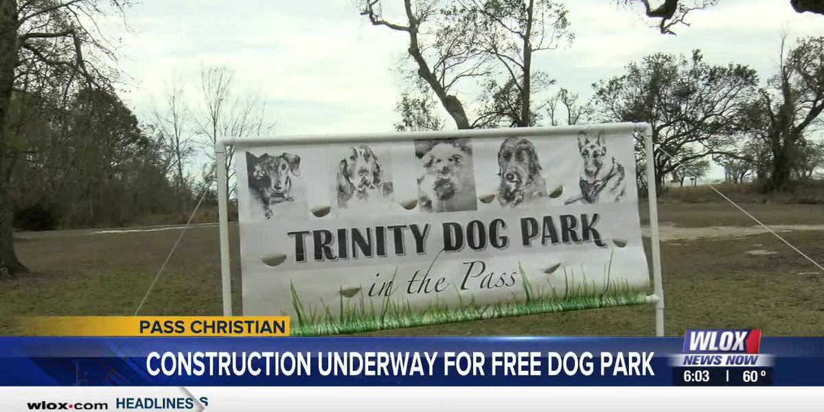 New dog park coming soon to Pass Christian community