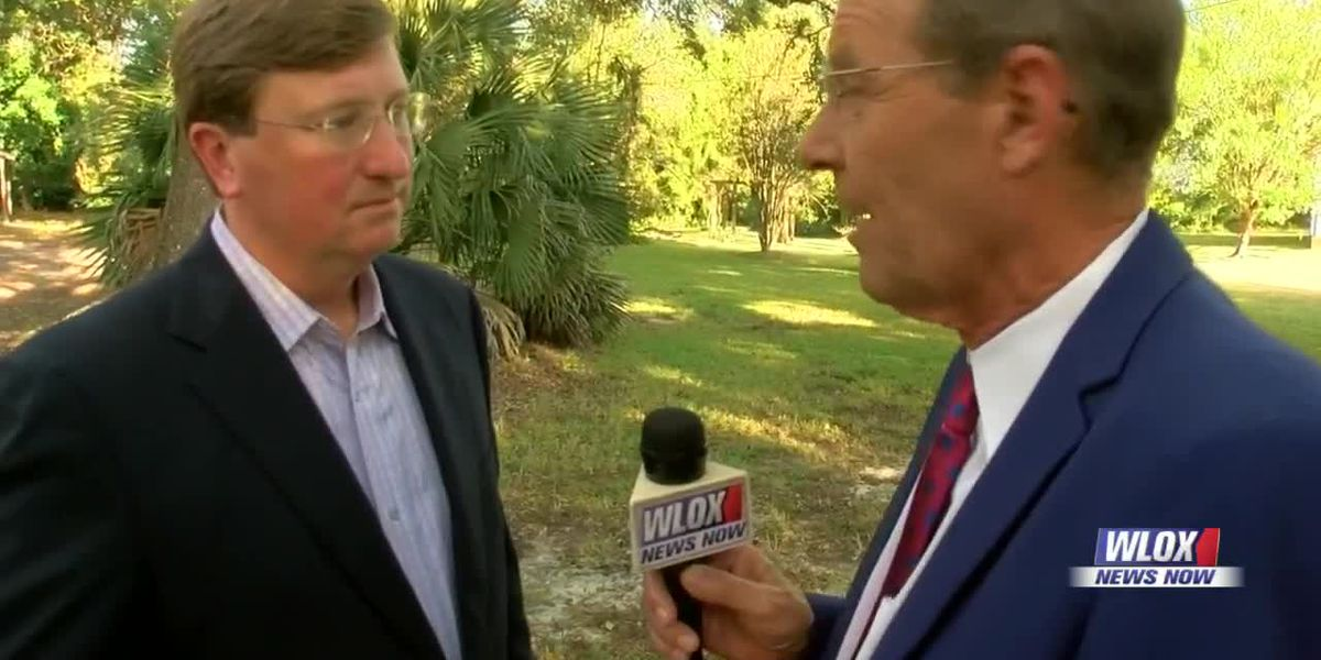 Talking with Republican Gubernatorial Candidate Tate Reeves