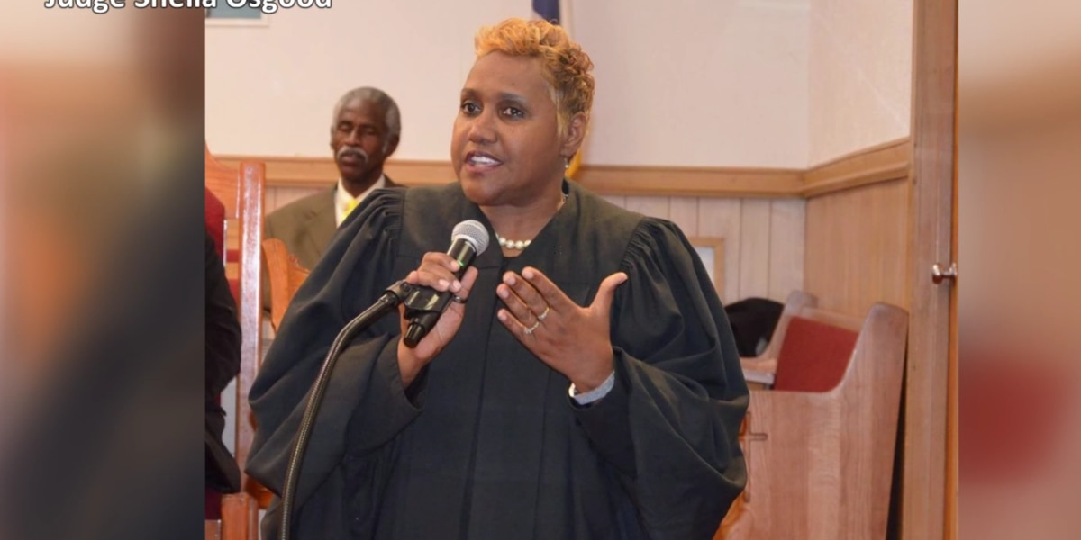 Judge found murdered in her home after her son is shot by officers, say authorities