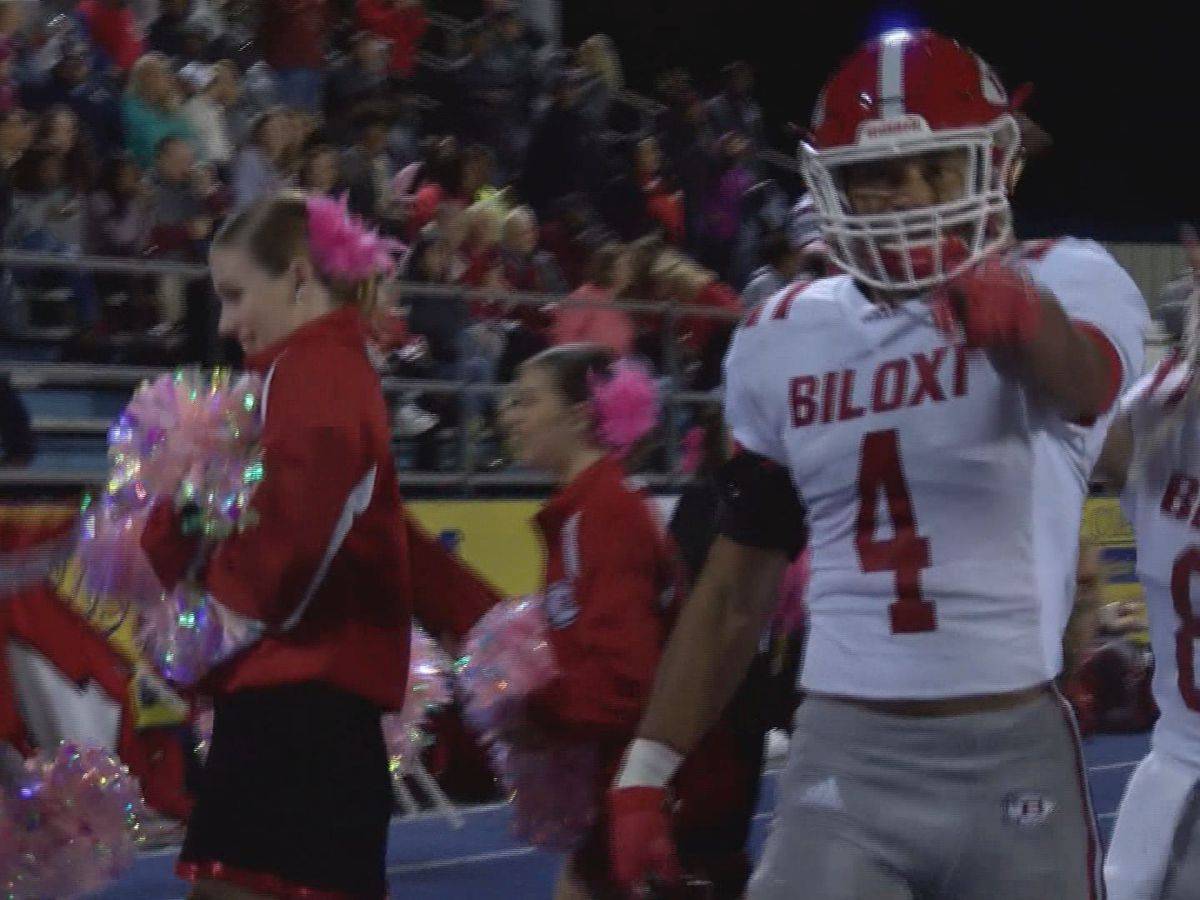 Biloxi's Elijah Sabbatini Racking Up