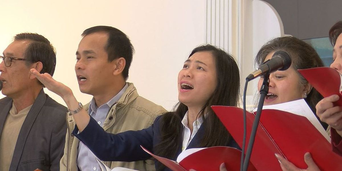 Vietnamese Baptist Church in Biloxi finally has a home of its own