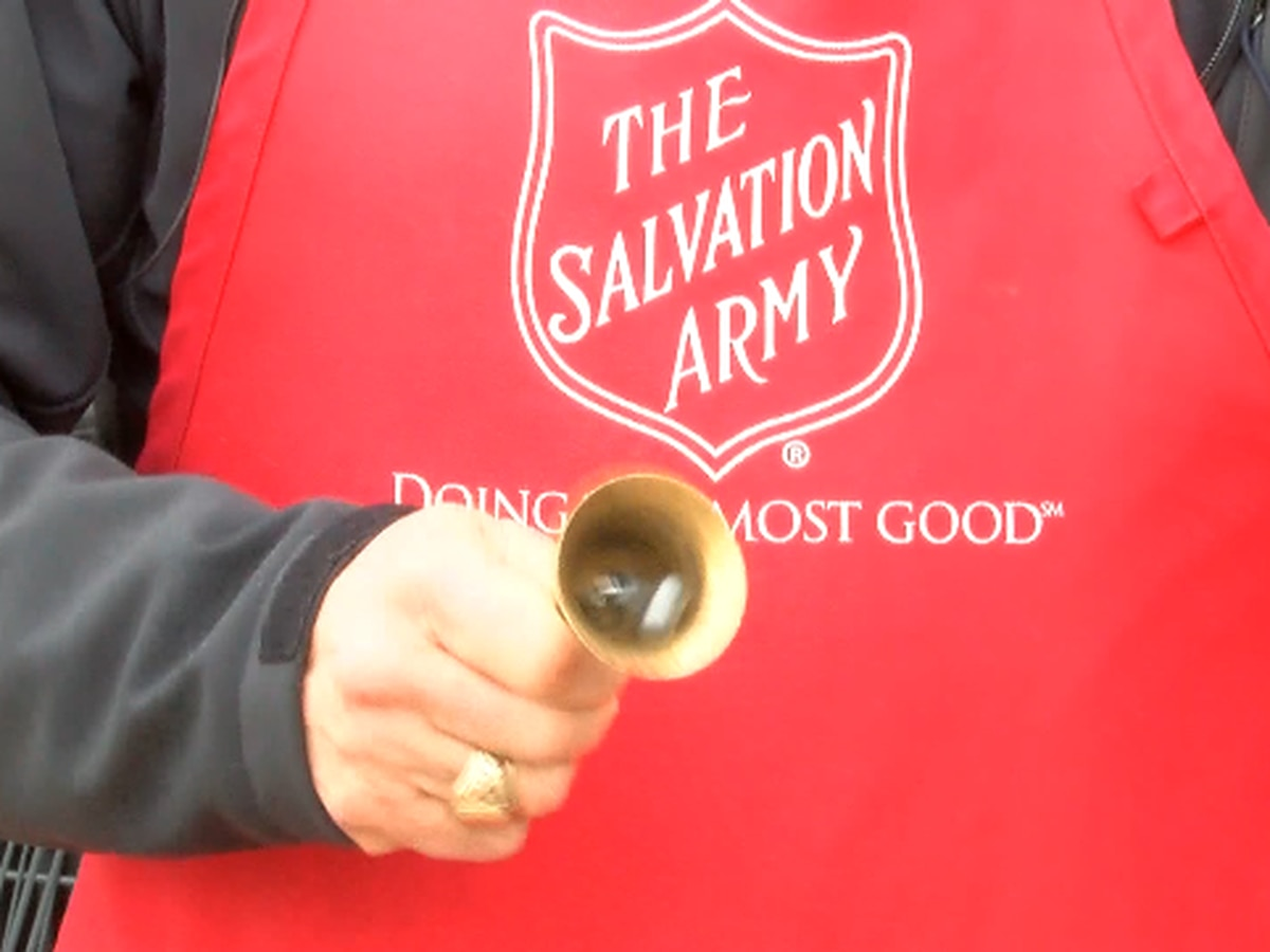 Salvation Army in need of holiday food and bell ringers