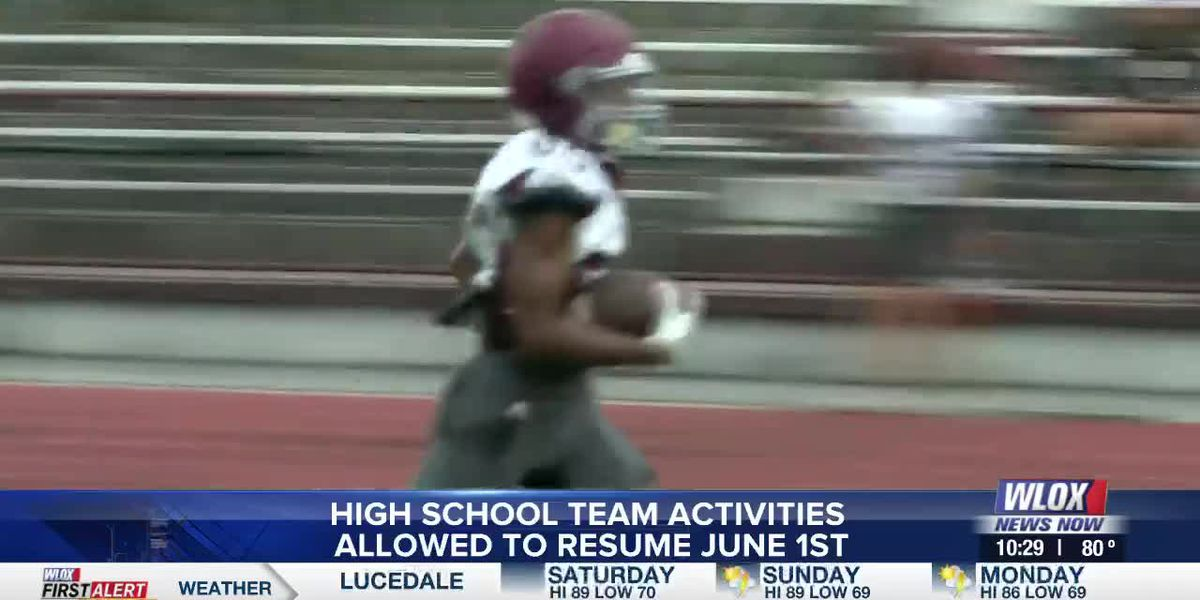 MHSAA resume athletic activities on June 1st