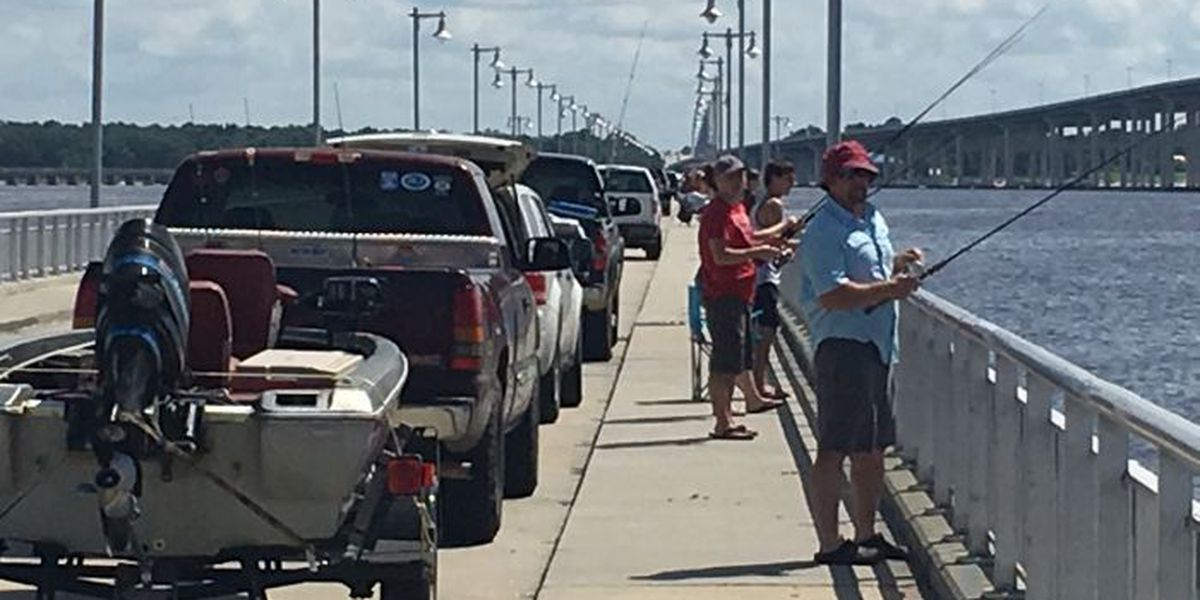 Free fishing day popular in Mississippi