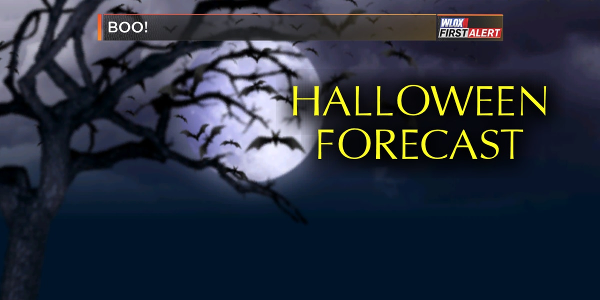 Sweating in your costume? Trick or treat forecast