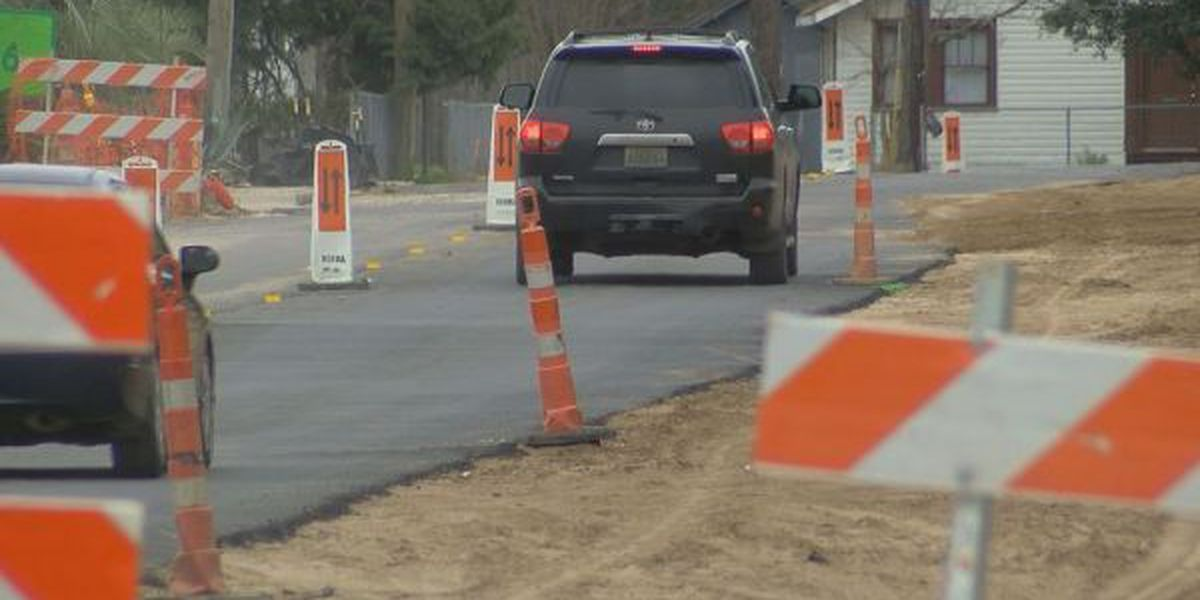 Pavement spells relief for some in East Biloxi