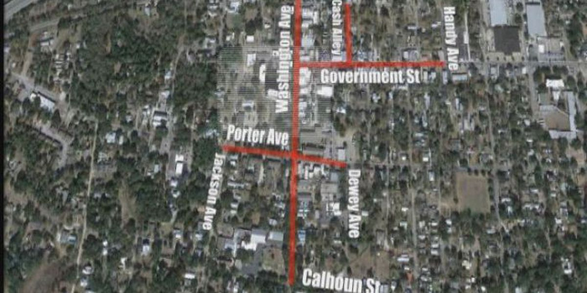 Ocean Springs street closures for Cruisin' events
