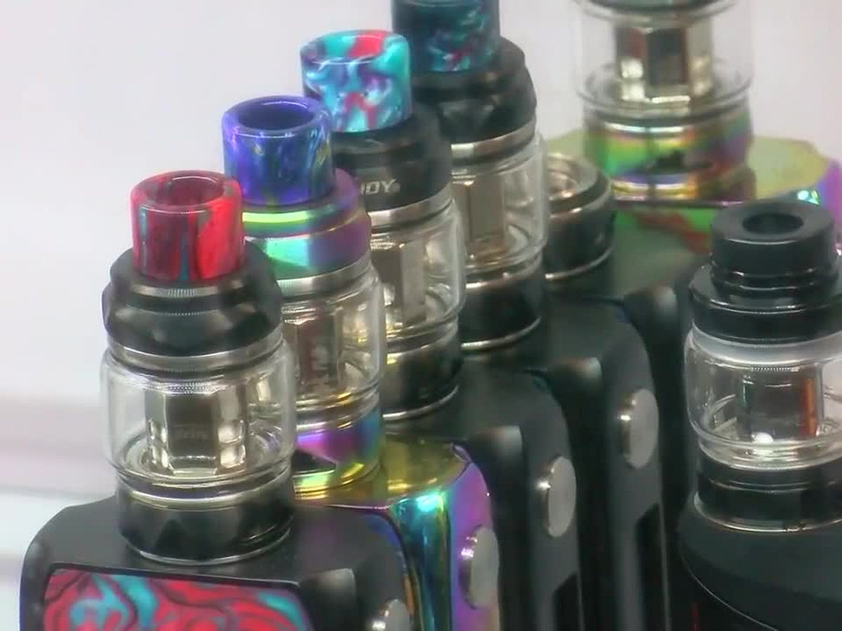 Officials: Mislabeled vaping products causing growing concern