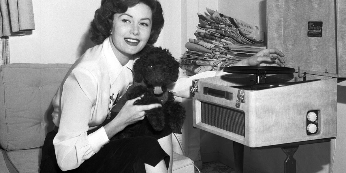 Rhonda Fleming, film star of '40s and '50s, dies at 97