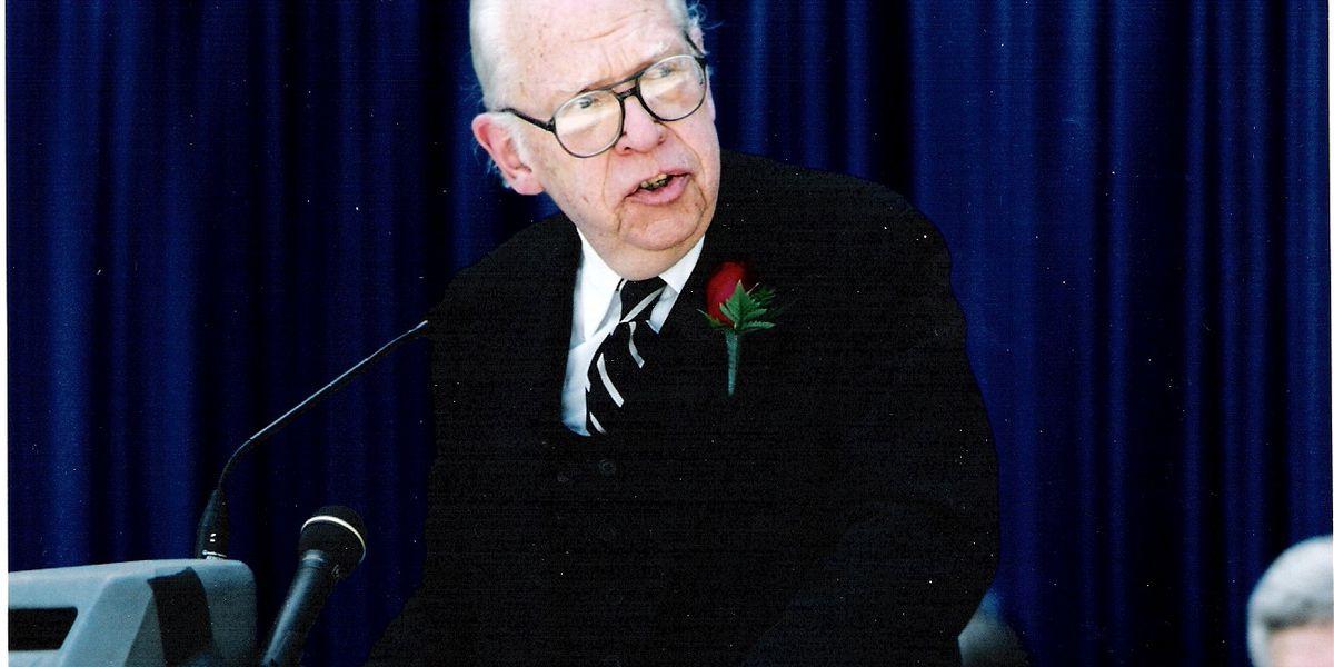 Dr. Blair E. Batson, first pediatric chair at UMMC, dies at 98