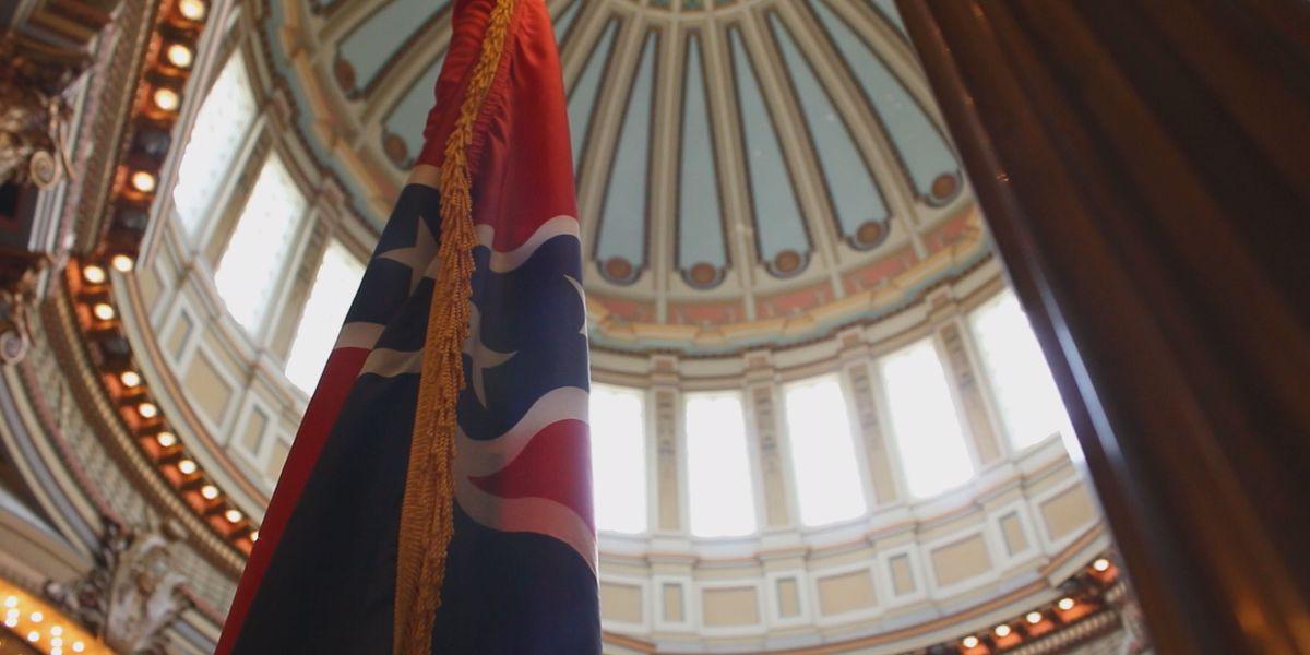 'We're not losing history': Coast legislators celebrate bipartisan bill to retire state flag
