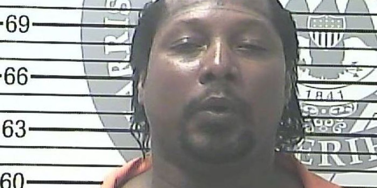 Father Jesus arrested Sunday in Gulfport