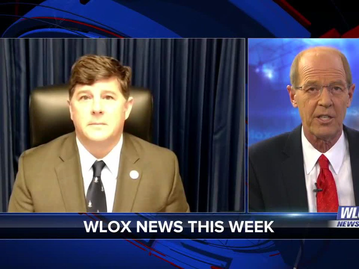 WATCH: Congressman Steven Palazzo on COVID-19 aid package and more