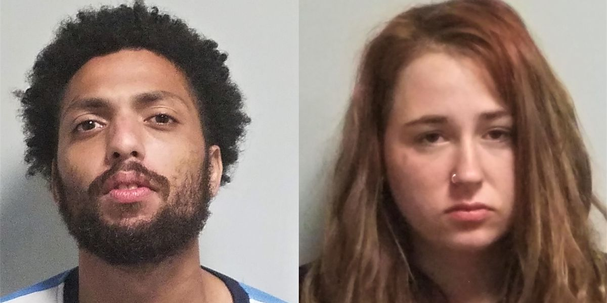 Two arrested after shots fired at police during I-10 chase