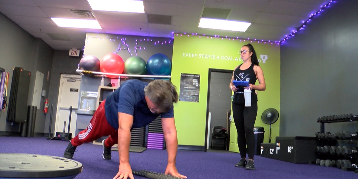 Exercise intensifies for those working to shed extra pandemic pounds