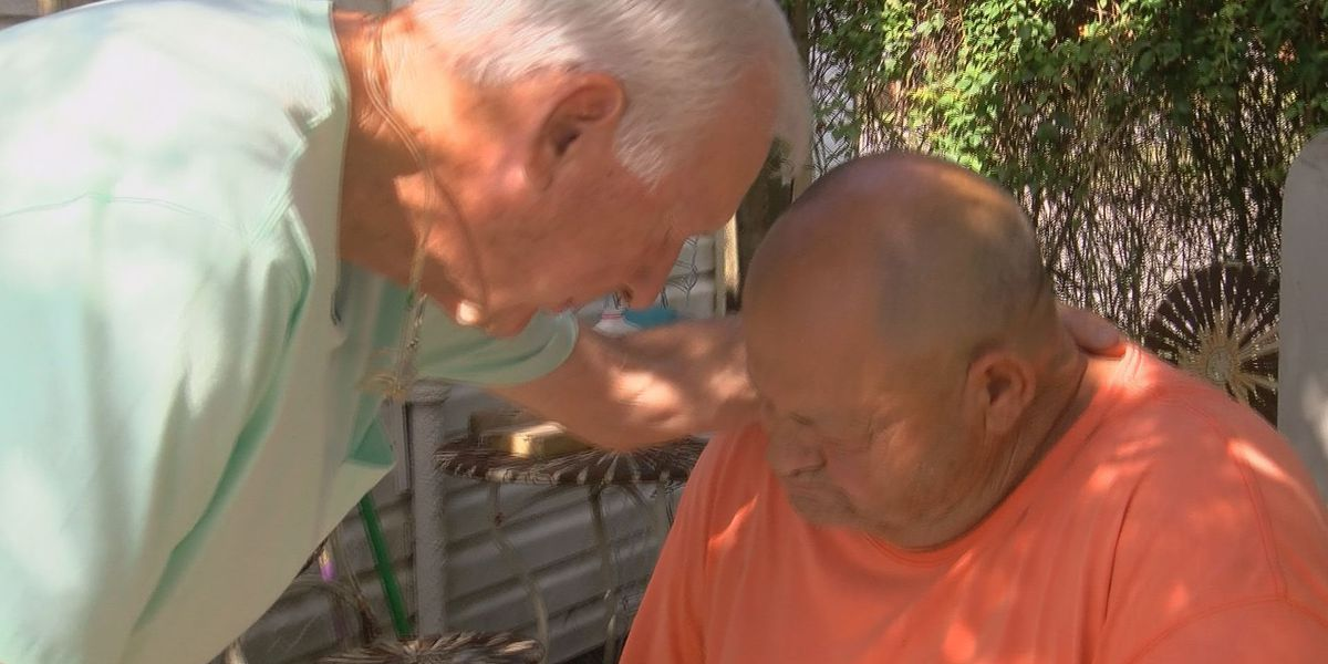 South Mississippi Strong: Lifetime volunteer finds the blessing in being a blessing to others