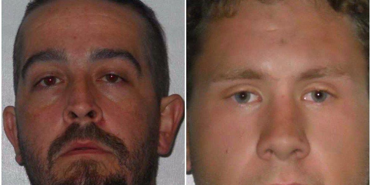 2 charged in Biloxi break in