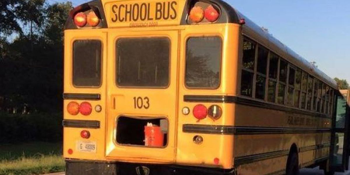 Officials: No students seriously injured in PRC school bus wreck
