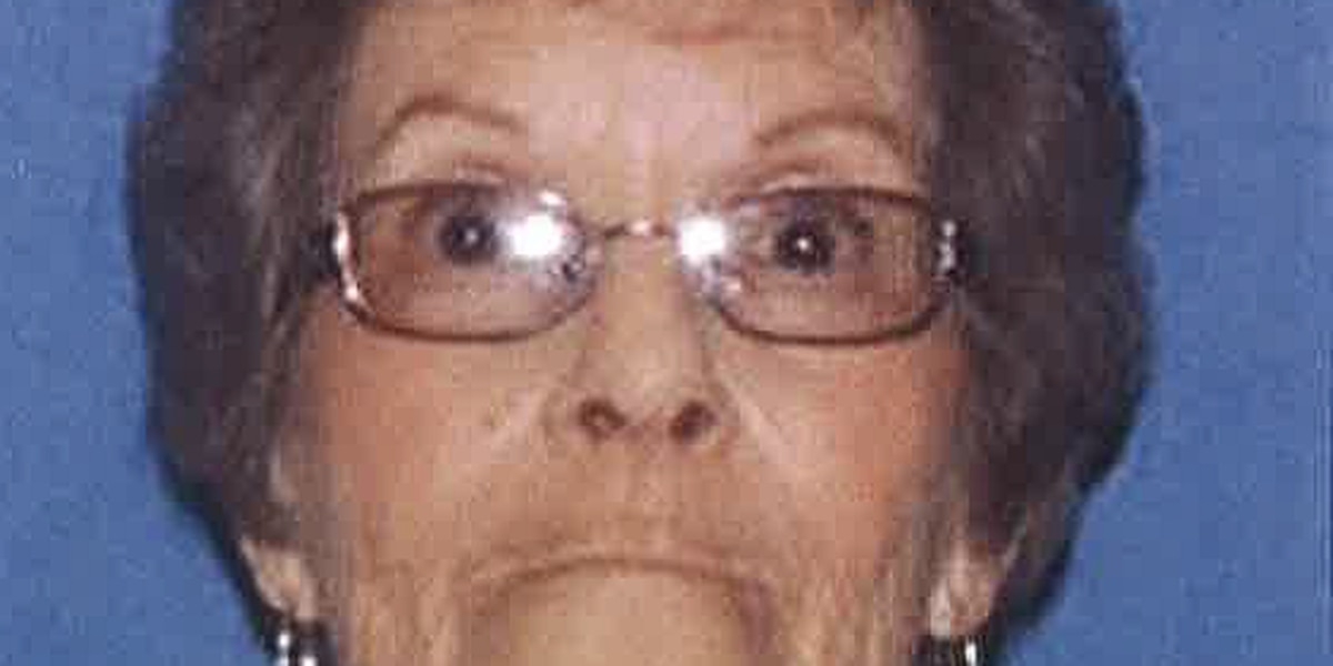 Silver alert issued for 76-year-old Brandon woman