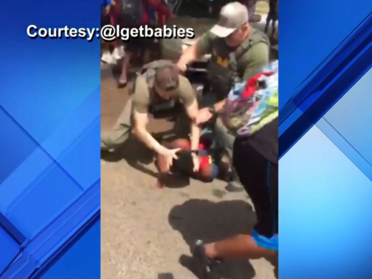 GRAPHIC: Charges dropped against Florida teen whose rough arrest was caught on video