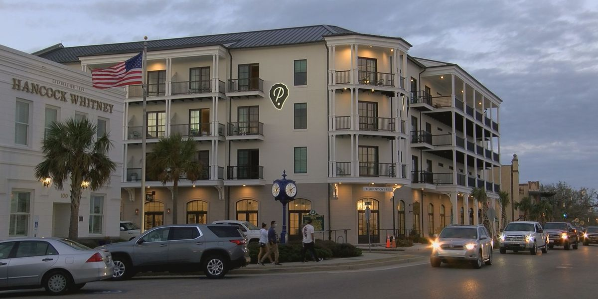Pearl Hotel opens in Bay St. Louis amid COVID-19 pandemic