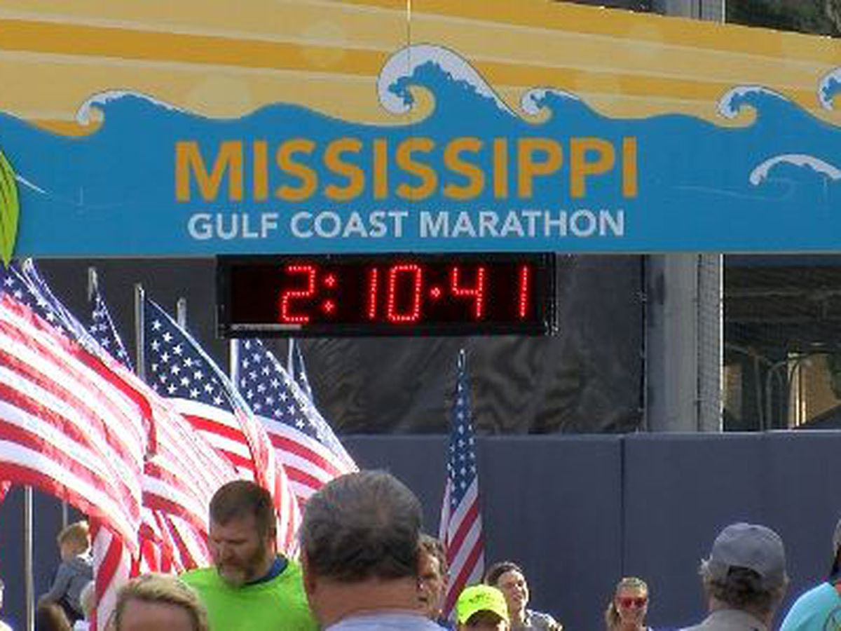 MS Gulf Coast Marathon celebrates another successful run