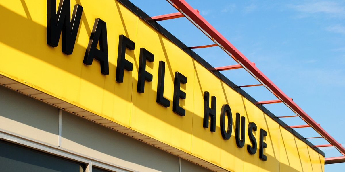 Waffle House closes 365 locations across the U.S.