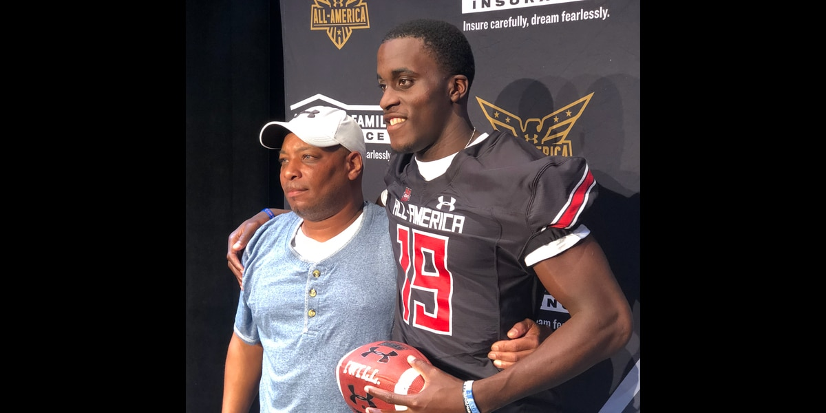 Gulfport's Derick Hall named 2019 Under Armour All-American