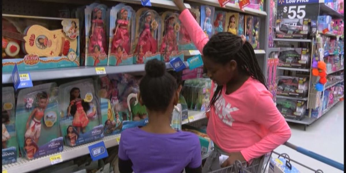 Visions of Sugarplums Program shares the joys of giving