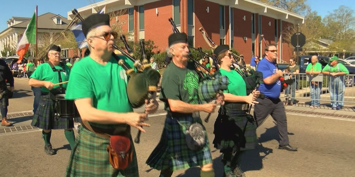 6th Annual St. Patrick's Day parade rolls in Long Beach