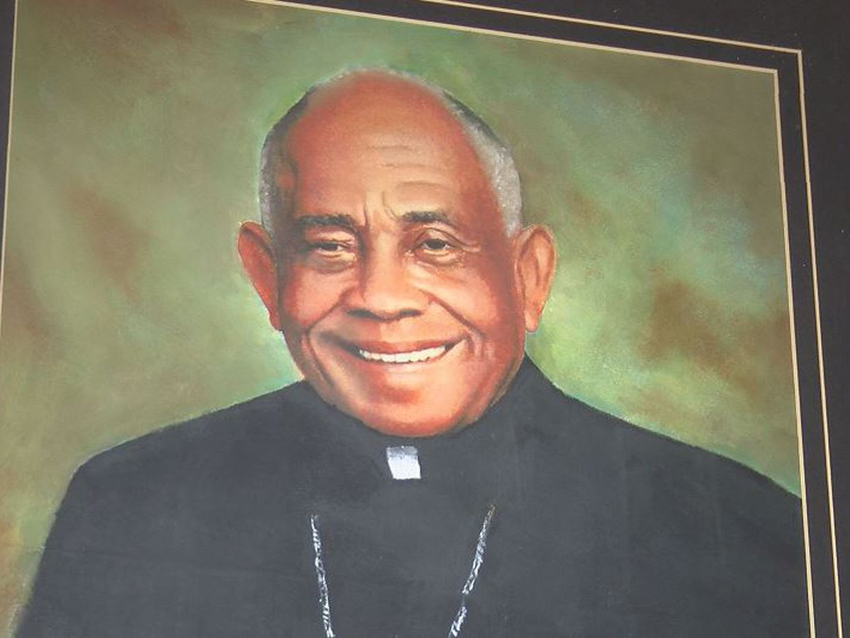 WATCH LIVE: Saying goodbye to Biloxi Bishop Joseph Howze