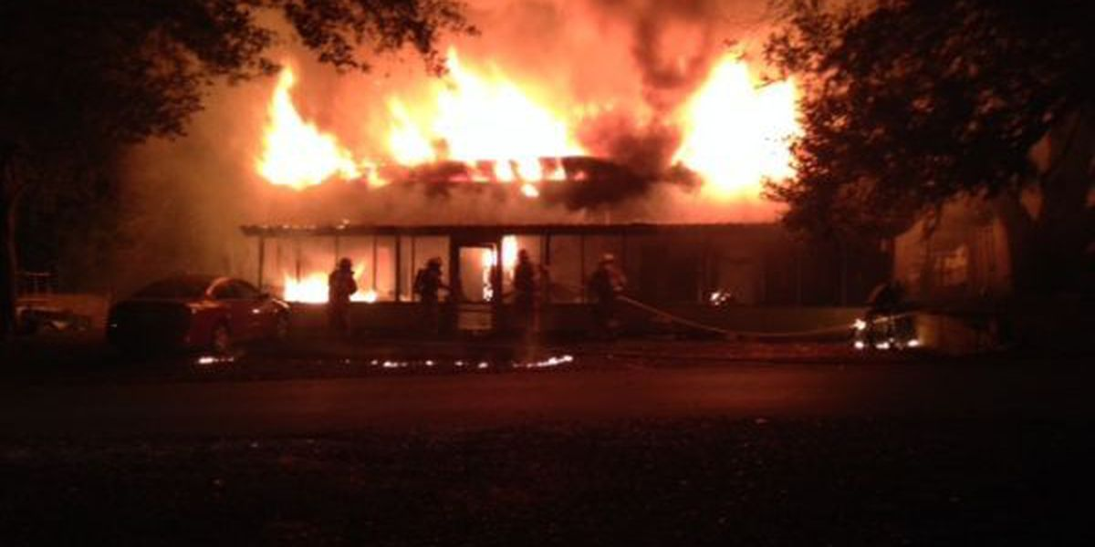 Officials: Vancleave home ravaged by fire a total loss
