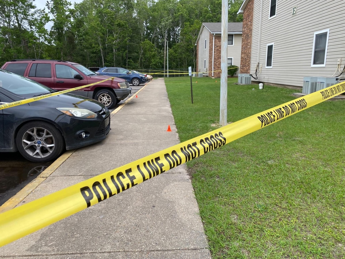 'It's just really sad:' Calls for an end to gun violence after shooting at Biloxi apartment complex