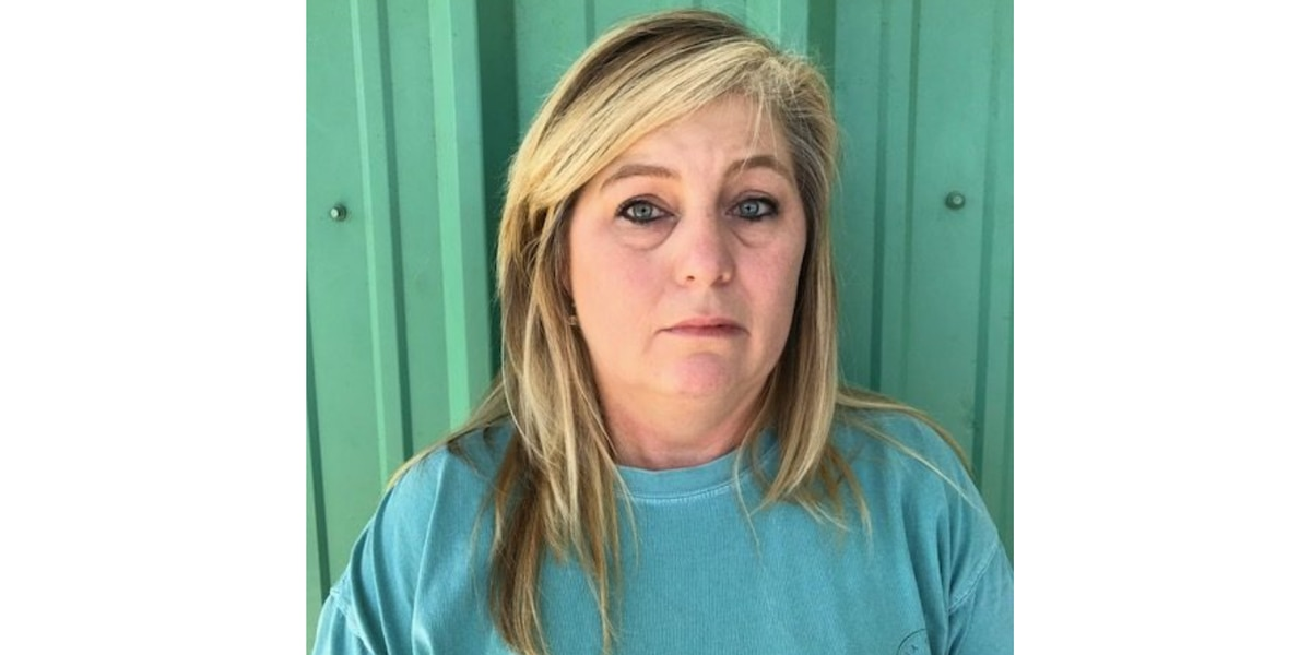 Former Neshoba County court clerk sentenced to prison after being found guilty of embezzlement