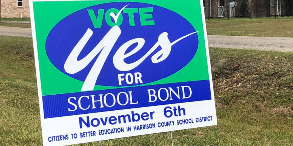 Voters to decide on Harrison County School Bond Issue on Election Day