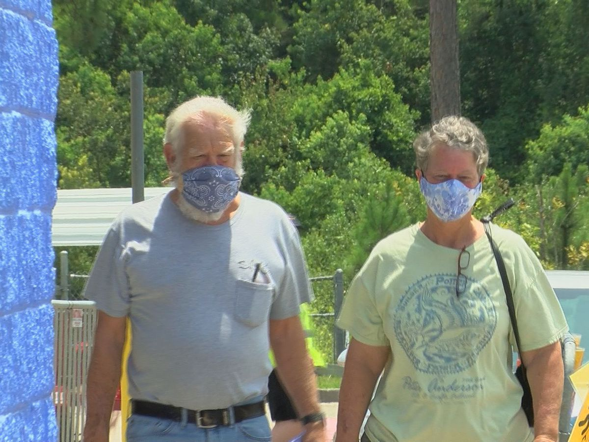 Approval of mask mandate evident among some Jackson Co. residents