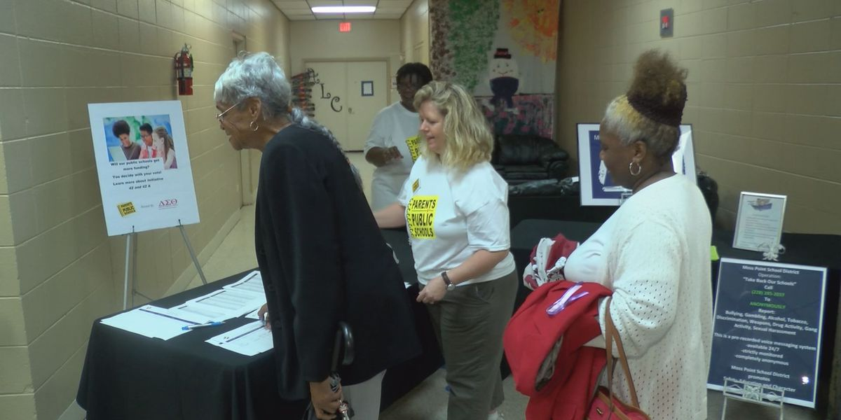 Groups in Moss Point join together to inform voters about Initiative 42