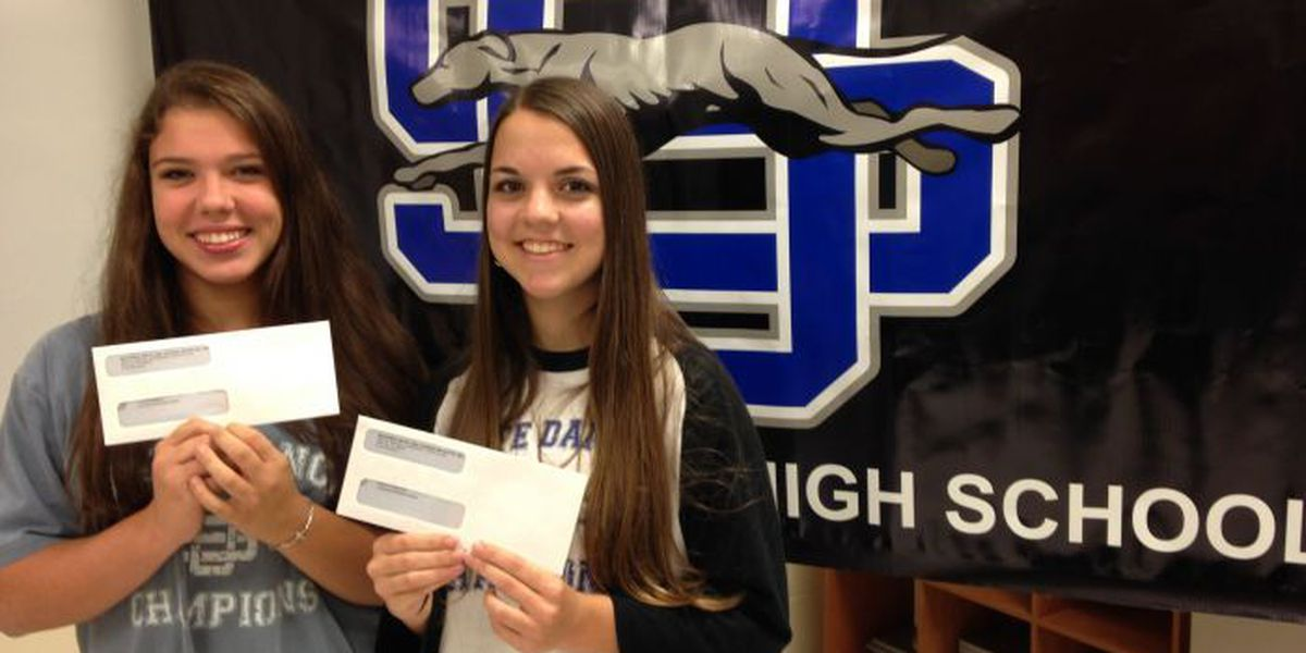 OSHS students earn financial rewards for academic success